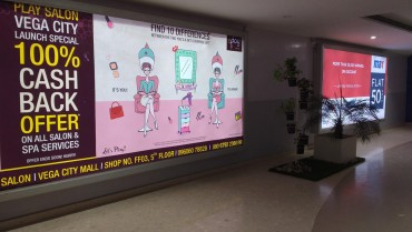 Shopping Mall Advertising in Bangalore