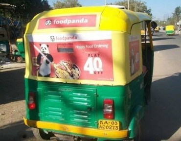 Auto Advertising in Bandra West,Mumbai,Maharashtra